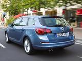 Foto Opel Astra Sports Tourer  2010