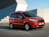 Foto Ford Tourneo Courier  2014