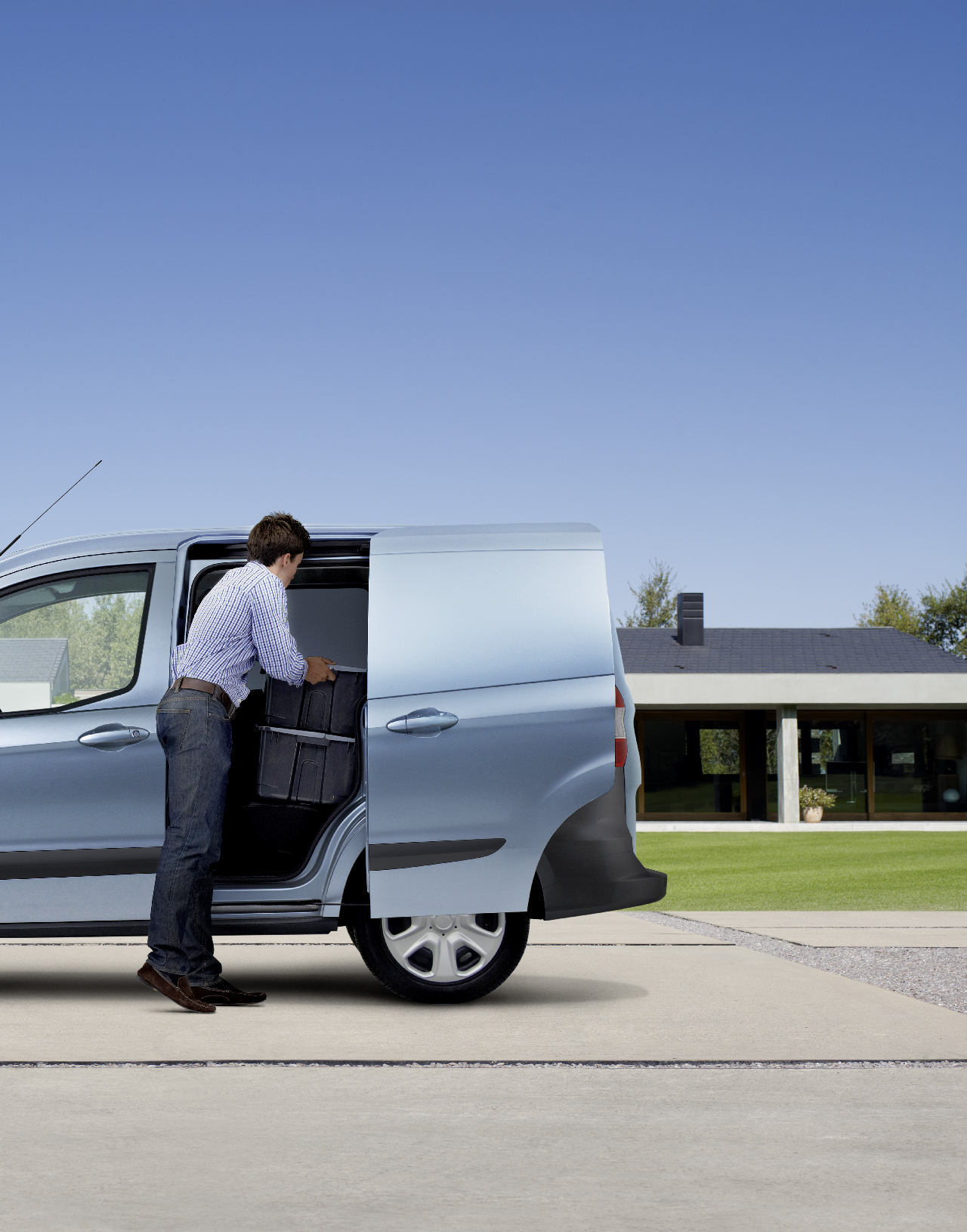 Image Result For Ford Transit Courier