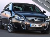 Foto Opel Insignia Sports Tourer OPC  2011