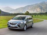 Foto Opel Zafira Tourer  2014