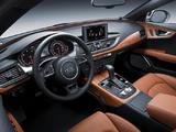 Foto Audi A7 Sportback  2014