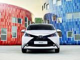 Foto Toyota Aygo  2015
