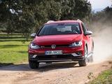 Foto Volkswagen Golf Alltrack  2013