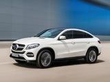 Foto Mercedes-Benz GLE Coúpe   2015