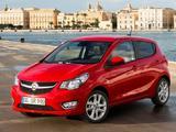 Foto Opel Karl  2015