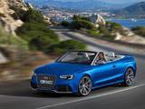 Foto Audi RS5 Cabrio  2013