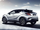 Foto Toyota C-HR  2017