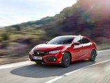 Picado Honda Civic  2016