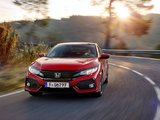 Frontal Honda Civic  2016
