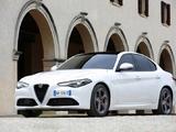 Picado Alfa Romeo Giulia   2016