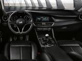 Salpicadero Alfa Romeo Giulia   2016
