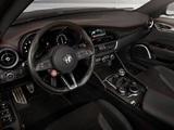 Salpicadero Alfa Romeo Giulia Quadrifoglio  2016