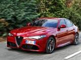 Picado Alfa Romeo Giulia Quadrifoglio  2016
