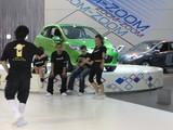 Foto Mazda 2 y sus bailarines