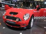 Foto Frontal Mini Cooper S con puertas abiertas