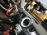 Foto Interior y salpicadero del Mini Cooper S