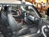Foto Interior del Mini Cooper S