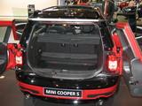 Foto Maletero abierto del Mini Cooper S