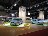 Stand Volvo