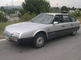 citroën CX leader