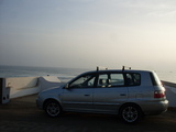 Foto Carensita y el mar