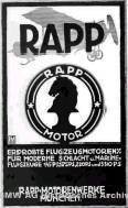 Logo Rapp Motors