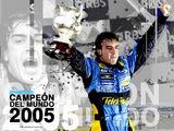 Alonso campeón 2005