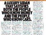 81 luxury sedan