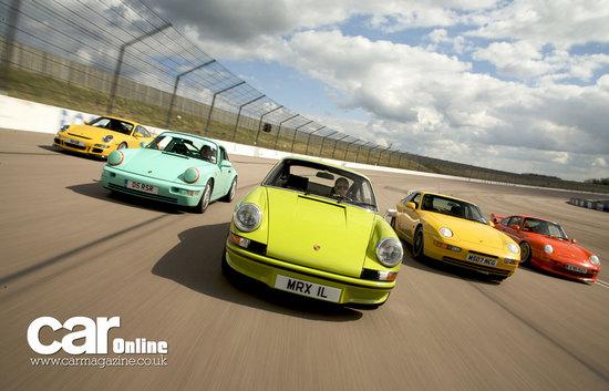 Porsche 60 aniversario