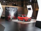 Stand del Audi A1