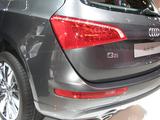 Audi Q5 parte trasera