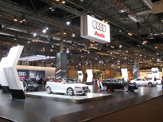 Stand Audi