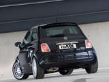 Fiat 500 H&R