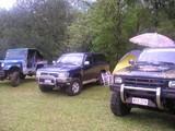 En campamento