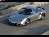 porsche 2007 911 Turbo 050 2