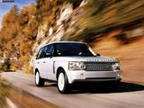 land rover 2006 Supercharged Range Rover 015 2