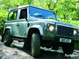 2007 land rover defender 8 6w