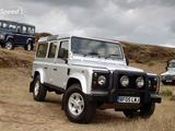 Land Rover Defender 2007 4w