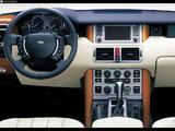 land rover 2003 Range Rover 018 2