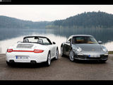 porsche 2009 911 Carrera 4 y Carrera 4S 004 2