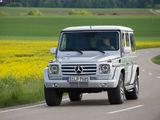 mercedes 2009 G 55 AMG 005 2
