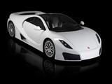 2009 GTA Spano Studio Front Angle 1280x960