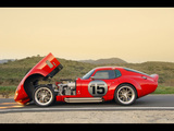 2009 Daytona Coupe Le Mans Edition by Exotic Auto Restoration Side Open Hood 1280x960