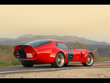 2009 Daytona Coupe Le Mans Edition by Exotic Auto Restoration Rear And Side 1 1024x768