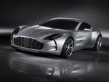 2009 Aston Martin One 77 Front Angle Tilt 1280x960