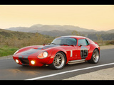 2009 Daytona Coupe Le Mans Edition by Exotic Auto Restoration Front And Side 3 1280x960