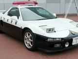 HONDA NSX coche policia en Japón