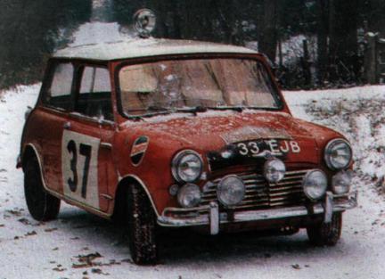 Rally Montecarlo 1 victoria