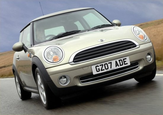 ONE R56 FRONTAL